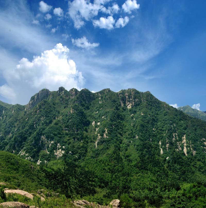 仙居南峰山风景区
